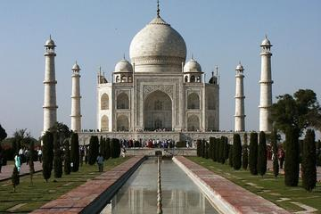 Agra Same Day-Tour from Delhi visit Taj Mahal and Agra Fort