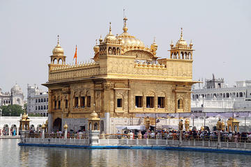 Amritsar Golden Temple 2-Day Private Tour from New Delhi