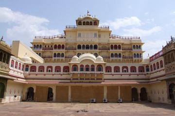 Excursión privada de 2 días a Jaipur desde Delhi en tren