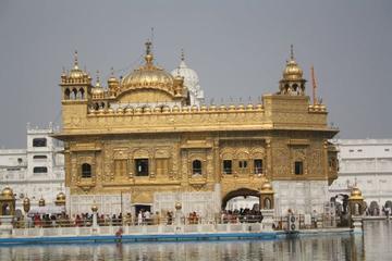 Excursión privada de 6 noches al Triángulo Dorado con Amritsar desde...