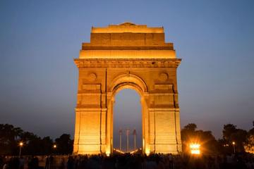 Golden Triangle 3-Day Tour from Delhi to Agra and Jaipur Including 5-Star Hotels