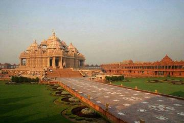 Half-Day City Tour of Akshardham Temple in Delhi
