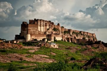 Private 3-Day City Tour of Jodhpur visit Jaswant Thada and Jhunagarh Fort with Transfers