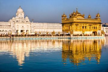 Private 8-Night Golden Triangle from New Delhi with Amritsar