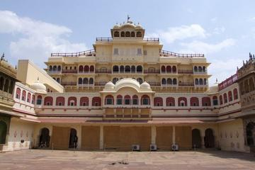 Private Full-Day City Tour of Jaipur visit Jai Mandir and Hawa Mahal