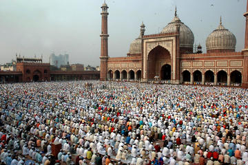 Private Old and New Delhi with Jama Masjid Full-Day Tour