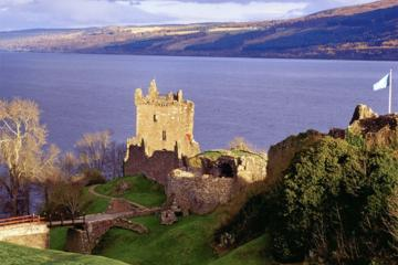 Private tour in the Highlands and Loch Ness from Inverness