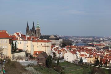 Prager Burg, Burgviertel, Altstädter...