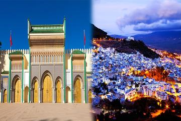 3-Day Private Tour: Chefchaouen and Fez from Casablanca
