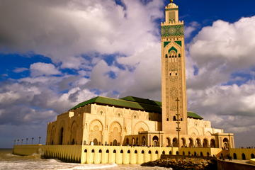 Casablanca Airport Transit  City Tour