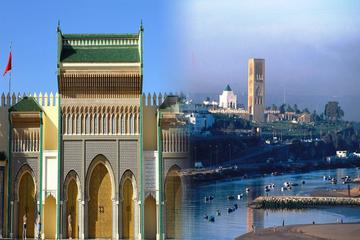 Combination: Fez and Rabat Sightseeing Tour from Casablanca