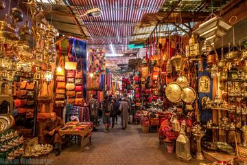 Marrakech Sightseeing Small-Group Day Tour from Casablanca