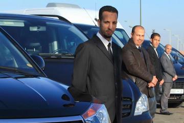 Trasferimento privato all'arrivo all'aeroporto di Marrakech