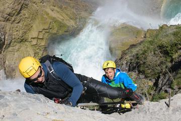 Via Ferrata of Sorrosal Canyoning Tour