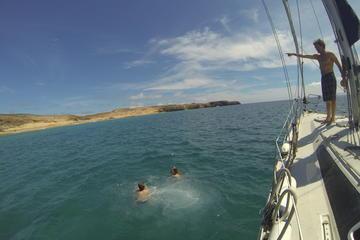 Tour privado en barco por la costa sur de Lanzarote