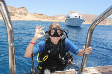 PADI Scuba Diver Course in Sharm el Sheikh