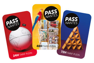 Nantes city pass