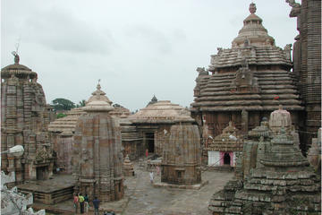 Bhubaneswar Temple Tour