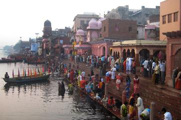 Day tour of Vrindavan and Mathura from Delhi
