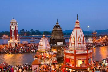 Day trip to Haridwar and Rishikesh from Delhi