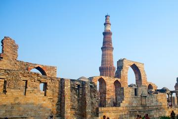 Full day Adventure tour of Old and New Delhi with Lunch