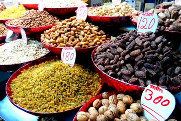 Guided Small Group Tour of Spice Market and Old Delhi
