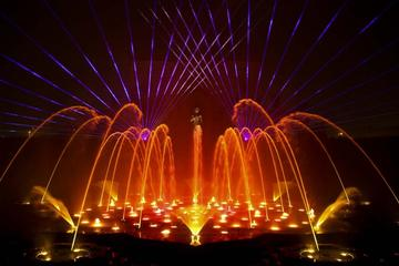 New Delhi: Akshardham Light and Water Show