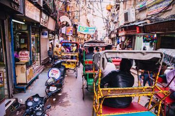 Old Delhi Heritage Walk