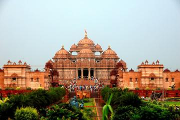 Old Delhi walk and temples tour of...