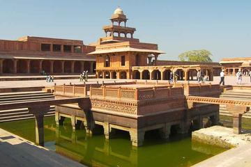 Private tour to Ghost City Fatehpur Sikri Taj Mahal and Agra from Delhi