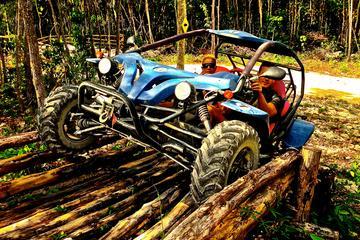 Dschungel-Buggy-Tour ab Playa del Carmen