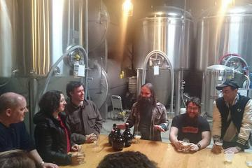 Excursão pelas cervejarias e tipos de...