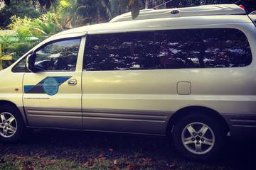 Traslados en lanzadera desde Liberia a destinos en Guanacaste