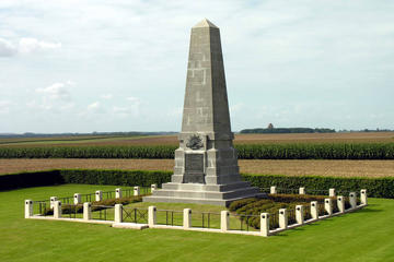 Guided ANZAC Day Tour from Arras