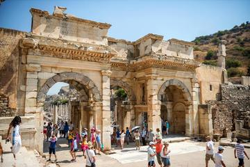 Ancient Ephesus tour with Mother's Mary House and visit to old...