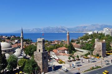 Antalya city tour with Duden...