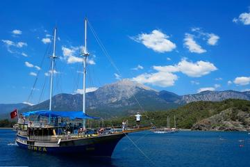 Boat Trip To Ancient Phaselis With Lunch From Antalya