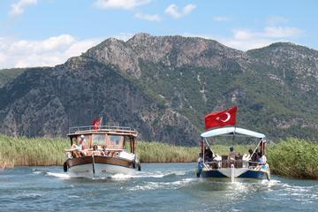 Dalyan River Cruise by Boat with...