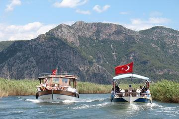 Dalyan River Cruise with Sea Turtle ...