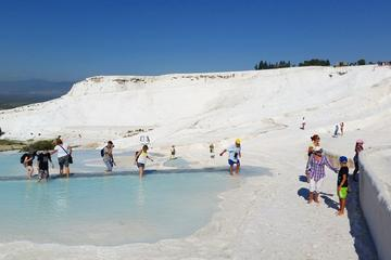 Full-Day Pamukkale Hot springs and...