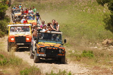 Jeep Safari and White-Water Rafting ...
