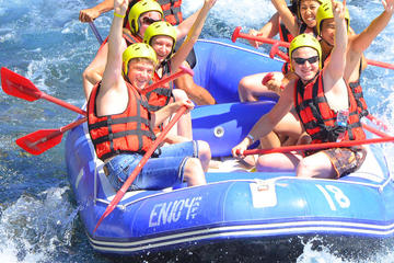 Koprulu Canyon Rafting and Canyoning...