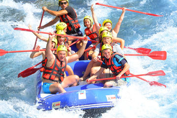 Koprulu Canyon Water Rafting...