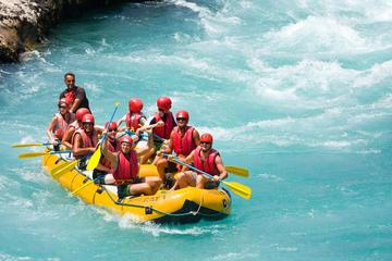 Korpulu Canyon Whitewater Rafting