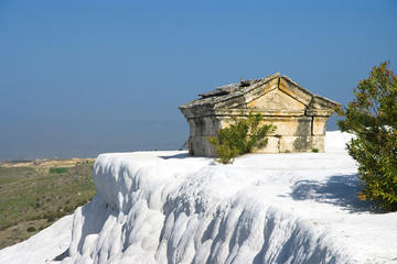 Pamukkale Hot Springs and Hierapolis...