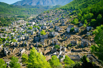 Private Trekking Tour in the Fethiye ...