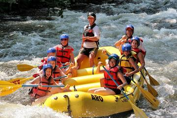 White Water Rafting Adventure on...