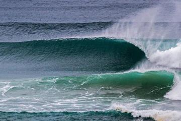 Viagem de surfe de 3 noites na costa central a partir de Lisboa