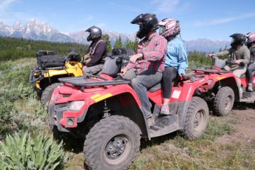 Teton Vista ATV Tour