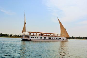 06 Nights Luxor - Nile Dahabeya boat - Abo simbel